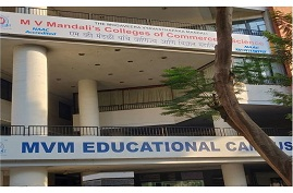 M V Mandali's Colleges of Commerce & Science