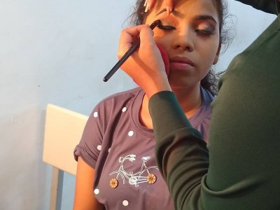 Makeup competition- Clairvoyance'19