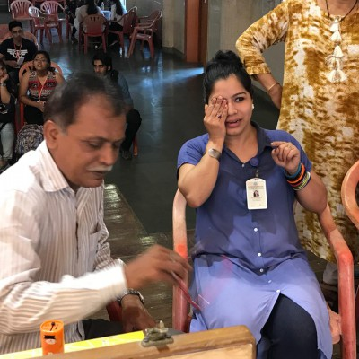 Eye Checkup Camp 2018-19